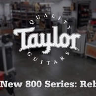 Taylor 800 Series Video