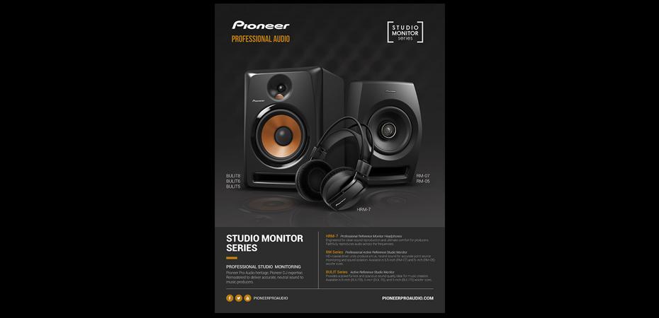 Pioneer Pro Audio - the brainyard, llc